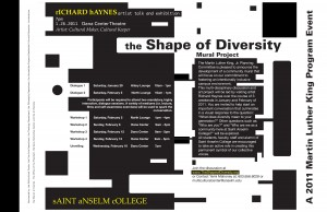 Diversity Dialogues & Mural Event Poster